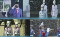 Jokowi Pimpin Upacara Hari Kesaktian Pancasila Dengan Protokol Kesehatan