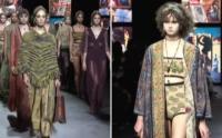Kain Endek Bali Tampil di Paris Fashion Week