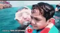 Serunya Rafathar dan Gempi Snorkeling untuk Pertama Kali