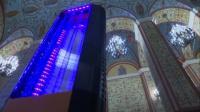 Rusia Ciptakan Robot Pembasmi Virus Corona