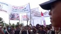 Rebutan Tambang Emas, Ahli Waris Demo Perusahaan