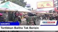 Puluhan Baliho Tak Berizin di Cakung dan Pulogadung Dicopot