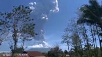 Gunung Ile Lewotolok Erupsi, Warga Mulai Mengungsi