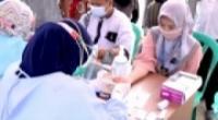Peserta Haul Akbar Jalani Rapid Test