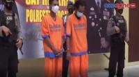 Polisi Tangkap Pelaku Penggelapan 170 Unit Sepeda di Sidoarjo