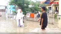 3 Hari Terendam Banjir, Korban Banjir Cirebon Butuh Air Mineral dan Makanan