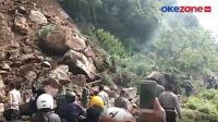 Longsor di Ruas Jalan Ende-Maumere, 9 Kabupaten Terisolir