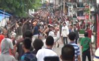 Dua Kelompok Warga di Kawasan Jatinegara Terlibat Tawuran
