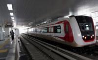 LRT Velodrome-Kelapa Gading Masih Sepi Penumpang