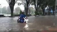 Dua Sungai Besar Meluap, Kota Manado Dilanda Banjir