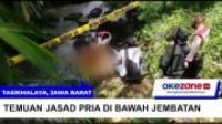 Gempar! Warga Temukan Jasad Pria di Bawah Jembatan Tasikmalaya