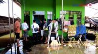 Viral Video Ibu-Ibu Melahirkan di Perahu Akibat Banjir