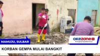 Korban Gempa di Mamuju Mulai Bangkit Menata Kehidupan