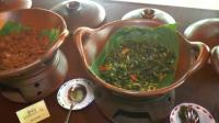 Lezatnya Oseng Jantung Pisang dan Buntil Daun Pepaya Kuliner Tradisional Jadul