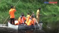 IRT Tewas Diterkam Buaya di Tanjung Jabung, Jambi
