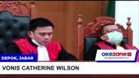 Kasus Narkoba, Catherine Wilson Divonis 7 Bulan Penjara