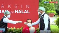 Suntik Vaksin Dosis Kedua ke Presiden Jokowi, Dokter Abdul Lebih Tenang