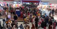 Jelang Ramadan, Pasar Tanah Abang Ramai Pembeli