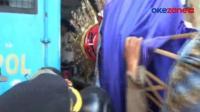 Satpol PP Gelar Razia Pengamen Ondel-Ondel di Jakarta