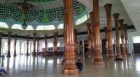 Masjid Seribu Tiang, Dikenal Saat Kedatangan Presiden Gus Dur Singgah Salat