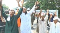 Terjaring Operasi Penyekatan, Sejumlah Warga Gelar Doa Bersama