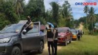 Rombongan Kapolres Maybrat Papua Barat Ditembaki Orang Tak Dikenal