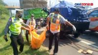Kecelakaan di Tol Tangerang-Merak, 2 Orang Tewas