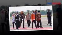 Presiden Jokowi Tinjau Bandara Jenderal Besar Soedirman