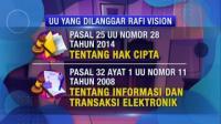 K-Vision Apresiasi Penetapan Tersangka Rafi Vision