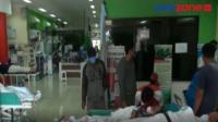 Penumpukan Pasien Covid-19 pada Sejumlah RS di Semarang