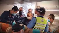 Eksklusif! Ini Penampakan Buronan Adelin Lis saat Dipulangkan dari Singapura