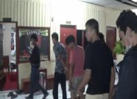 Pemuda Pengeroyok Polisi Diringkus Resmob Polsek Tamalanrea