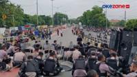 Sidang Vonis HRS, Massa Pendukung Bubarkan Diri