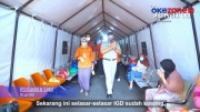 Tingkat Keterisian Rumah Sakit di Jakarta Menurun
