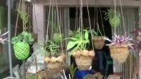 Pot Limbah Sabut Kelapa Jadi Pemanis Tanaman