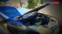 Sakit Hati, Pria di Makassar Bakar Mobil Mantan Kekasihnya