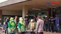 Tinjau Vaksinasi di Gedung Pusat Dakwah, Kapolri Apresiasi PP Muhammadiyah