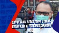 Saipul Jamil Bebas Tanpa Syarat, Begini Kata Ketua Lapas Cipinang