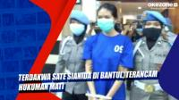 Terdakwa Kasus Sate Sianida di Bantul, Terancam Hukuman Mati