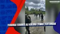Terduga Teroris Ali Kalora Tewas Tertembak di Parigi Moutong, Sulawesi Tengah