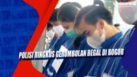 Polisi Ringkus Gerombolan Begal di Bogor