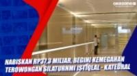 Habiskan Rp37,3 Miliar, Begini Kemegahan Terowongan Silaturahmi Istiqlal-Katedral