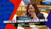 Indonesia Tolak Tuduhan Vanuatu di Sidang Umum PBB