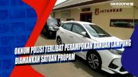 Oknum Polisi Terlibat Perampokan Bandar Lampung Diamankan Satuan Propam