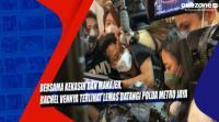 Bersama Kekasih dan Manajer, Rachel Vennya Terlihat Lemas Datangi Polda Metro Jaya