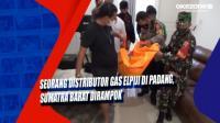 Seorang Distributor Gas Elpiji di Padang, Sumatra Barat Dirampok