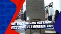 Sekjen Kemendagri Muhammad Hudori Meninggal, Jenazah Dimakamkan di Al-Azhar Memorial Garden
