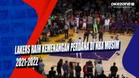 Lakers Raih Kemenangan Perdana di NBA Musim 2021-2022