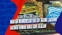 Mantan Menkokesra Era SBY Agung Laksono Datangi Rumah Duka Sudi Silalahi