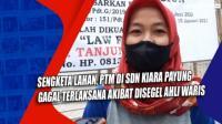 Sengketa Lahan, PTM di SDN Kiara Payung Gagal Terlaksana Akibat Disegel Ahli Waris